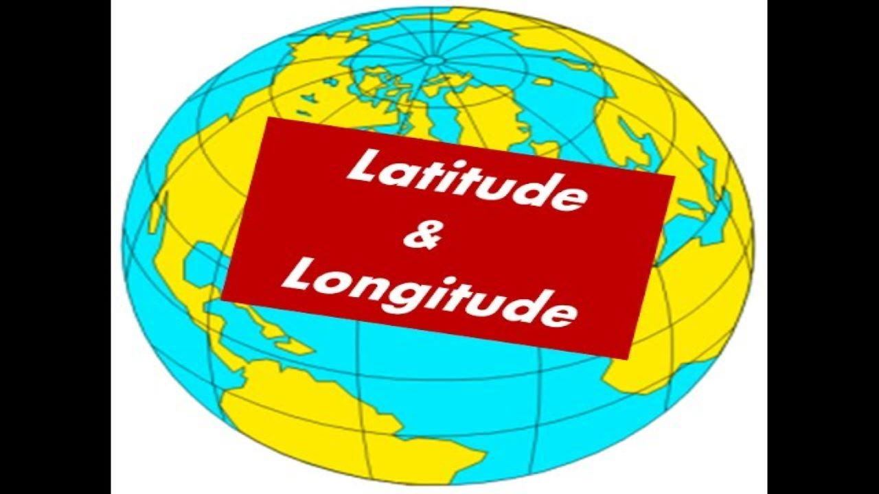 Latitude And Longitude for Kids