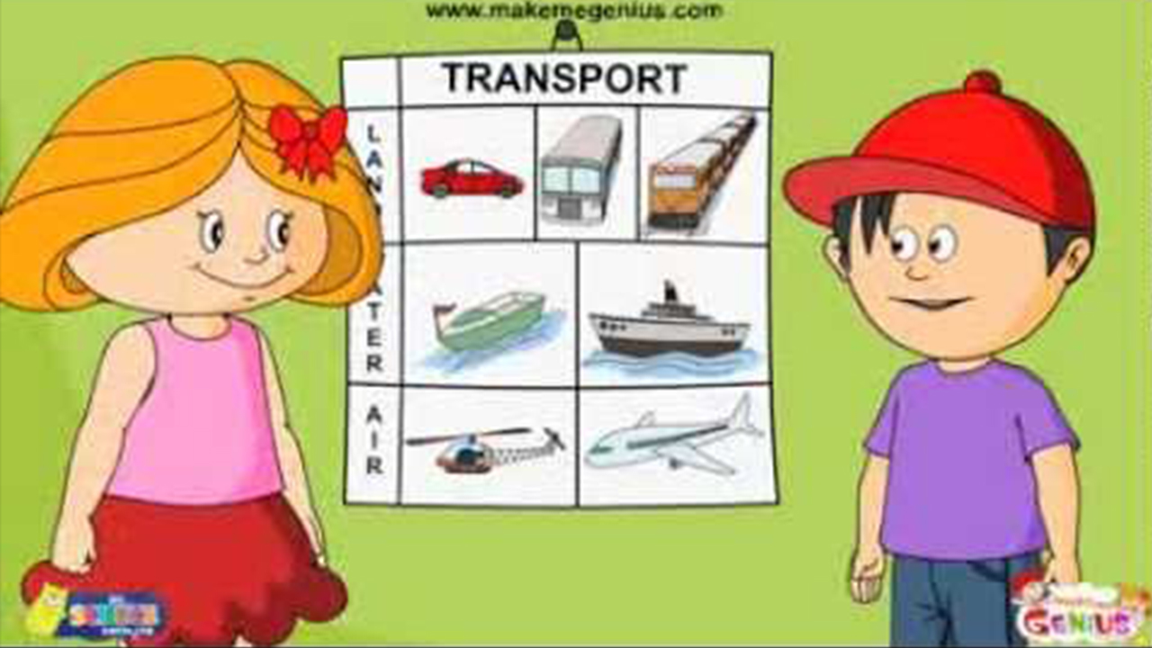 Transport-Means And Modes
